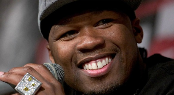 50 Cent Contemplates Leaving Interscope