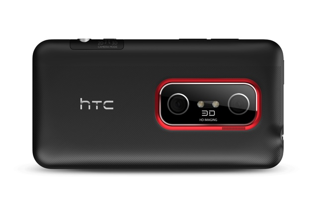 The HTC EVO 3D Is HERE!