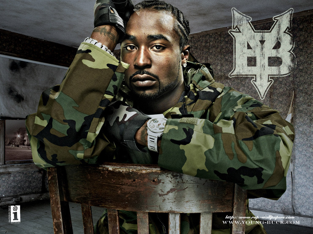 Young Buck Is Selling His Name