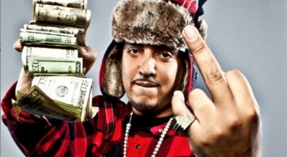 Bad Boy Artist French Montana Doesn't Know How To Use Email