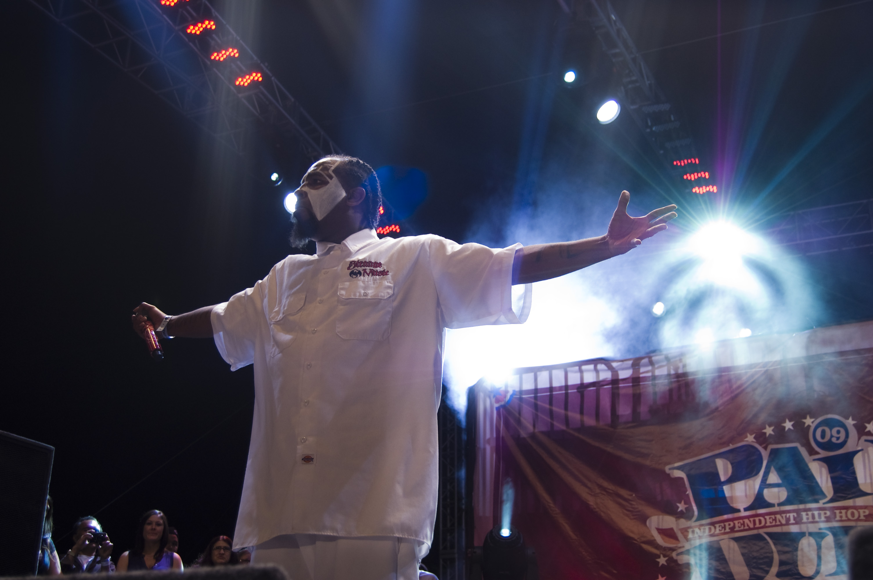 "TECH N9NE ANNOUNCES DATES FOR RECORD-BREAKING ""HOSTILE TAKEOVER 2012"" TOUR"