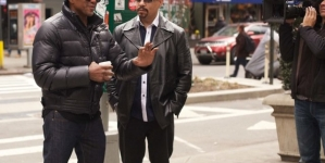 Ice T Premieres 'Art Of Rap' Documentary In New York