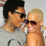 Wiz Khalifa And Amber Rose Confirm Pregnancy