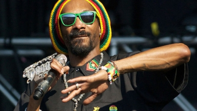 Snoop Lion Back To Rap