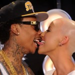 Wiz And Amber Talk Marriage And Miley In First Post-Wedding Interview