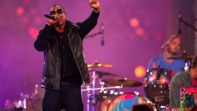 12 Year Old Steals Show From Jay-Z [Video]