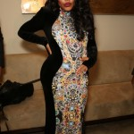 Lil' Kim Gives Birth To A Baby Girl
