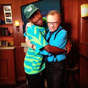 Tyler the Creator Hates Rapping, Wants To Sing? Hmm