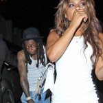 "Weezy and Milian ""Hooking Up"""