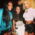 Lil Kim looks amazing after having her baby