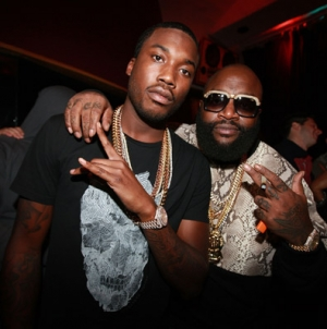 Rick Ross issues statement on meek mill