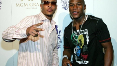 T.I Responds To Floyd Mayweather