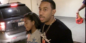 Ludacris Leaves Without Daughter