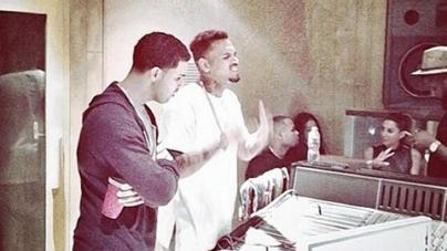 Chris And Drake Squash Beef