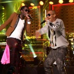 "Watch T.I. And Young Thug Perform ""About The Money"" On Jimmy Fallon"