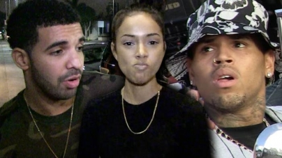 Drake Calls Chris Brown A Liar