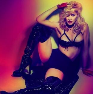Madonna Working With Drake & Kanye West