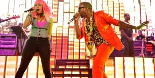 """Nicki Minaj Calls Kanye West """"The King"""""""