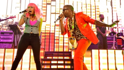 "Nicki Minaj Calls Kanye West ""The King"""