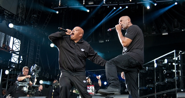 Don't Miss Run DMC's Next Performance