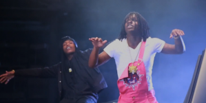 "Chief Keef Feat. ASAP Rocky ""Superheroes"" Video"