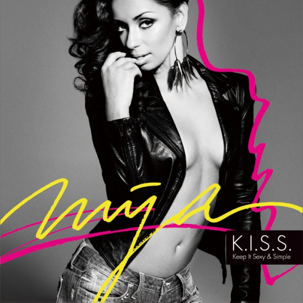 REVIEW: MYA – K.I.S.S.
