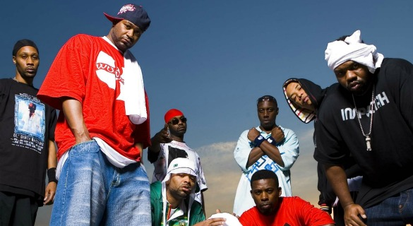Wu-Tang Clan Dropping New Album 'Legendary Weapons' This July