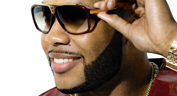 Flo Rida Hit With DUI Charge In Miami