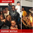 Fabolous Drops $45,000 on 120 BOTTLES