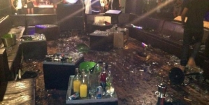 Nightclub Shut Down After Chris Brown and Drake Fight