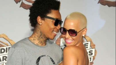Wiz Khalifa And Amber Rose Confirm Pregnancy