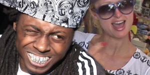 Lil Wayne Signs Paris Hilton….Yes To A Record Contract