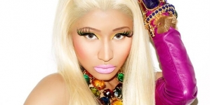Nicki Minaj Is Performing As A New Cartoon Character