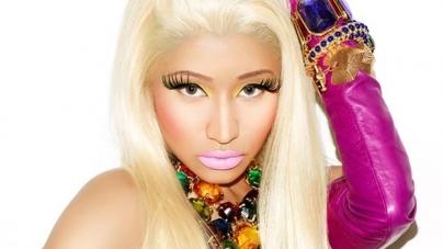 Nicki Minaj Is Performing As A New Cartoon Character