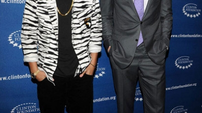 Drake and Blake Griffin's Skit At EPSYs 2014