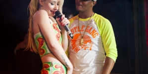 Is T.I. Ghostwriting For Iggy Azalea?