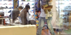 50 Cent Caught Up In Mall Fight
