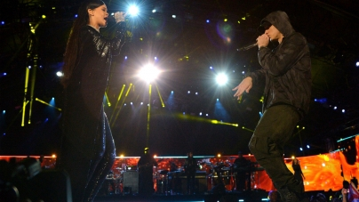 Eminem's Cursing During His The Concert For Valor Performance Got A Lot Of People Mad