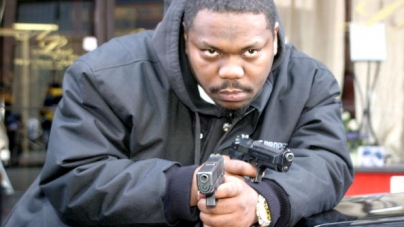 RAPPER BEANIE SIGEL SHOT IN THE STOMACH