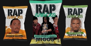 "Rap Snacks CEO Says Migos' ""Dab Of Ranch"" Jingle Will Be Released As A Commercial Single"