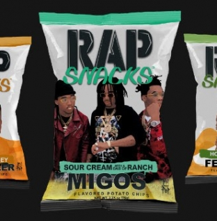 """Rap Snacks CEO Says Migos' """"Dab Of Ranch"""" Jingle Will Be Released As A Commercial Single"""